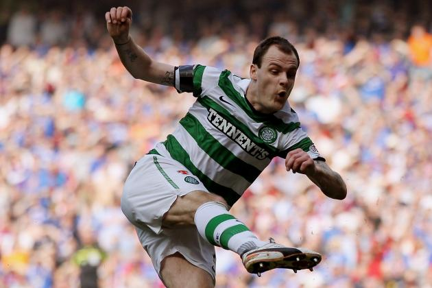 Anthony Stokes Fights to Save Celtic Career