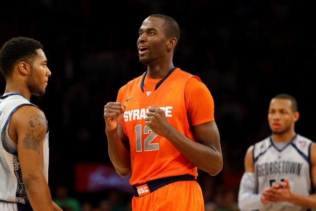 Syracuse Defense Locks Down in Overtime as Orange Beats Georgetown