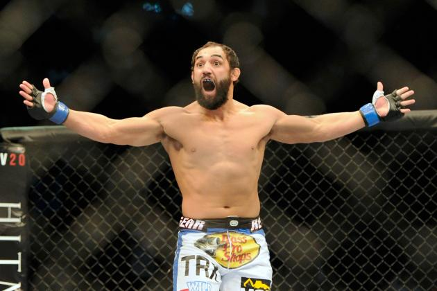 UFC 158 Fight Card: Prime Candidates for Knockout of the Night