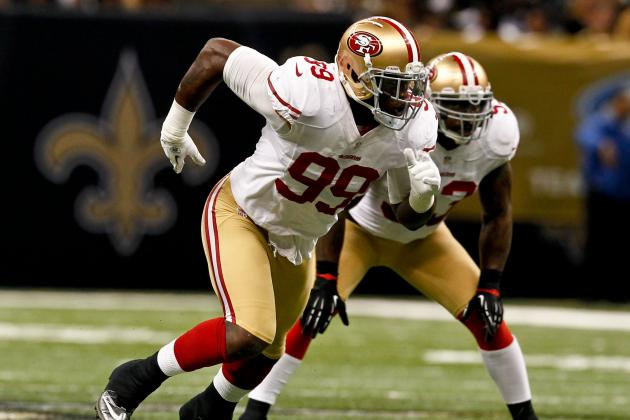 49ers' Aldon Smith Underwent Surgery on Torn Labrum