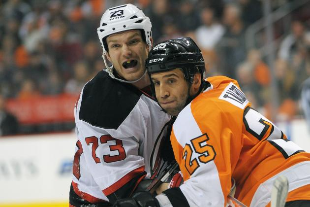 Flyers Avenge Loss with Shootout Win over Devils