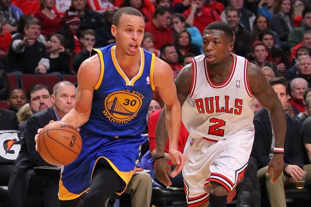 Bulls Beat Warriors 113-95