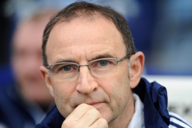 Sunderland Manager Martin O'Neill Says Team Could Be Top Six