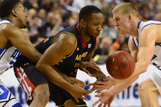 Did Dez Wells Just Knock Duke off the No. 1 Seed Line?