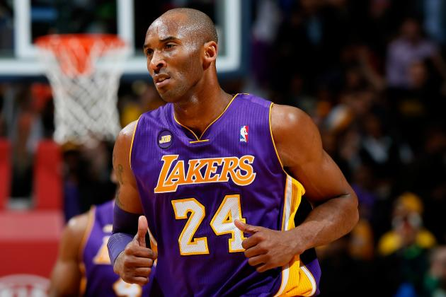 Kobe Bryant's Rough Outing Proves Mamba Shouldn't Have Rushed Back for Lakers