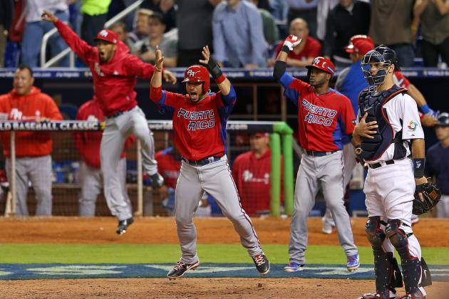 Puerto Rico vs USA: Score, Grades, Analysis for World Baseball Classic 2013 Game