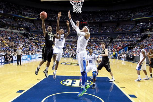 Kentucky Basketball Falls to Vanderbilt 64-48 in SEC Quarterfinals