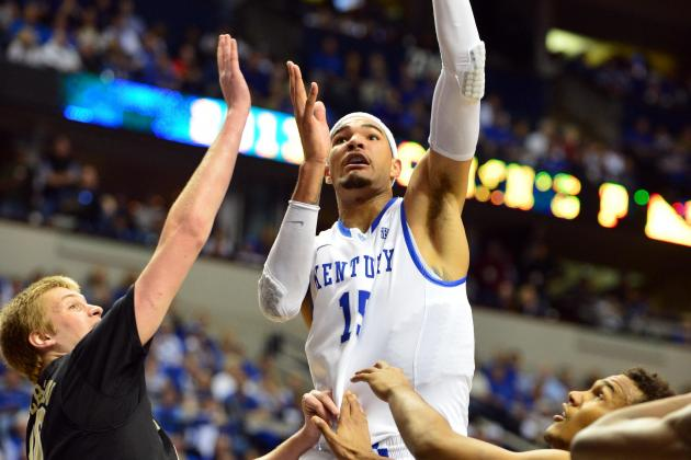 Kentucky Loses to Vandy, Should Be Headed to NIT