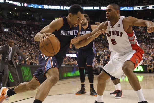 Toronto Raptors pull away from Charlotte Bobcats 92-78