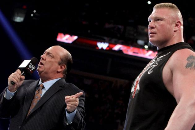 Brock Lesnar Defeating Triple H Could Lead to a Paul Heyman Rise to Power in WWE