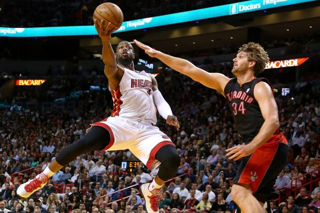 Miami Heat vs. Toronto Raptors: Preview, Analysis and Predictions
