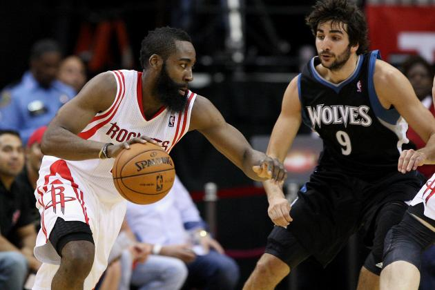 Rockets Overcome Horrid First Half, Rally to Beat Timberwolves