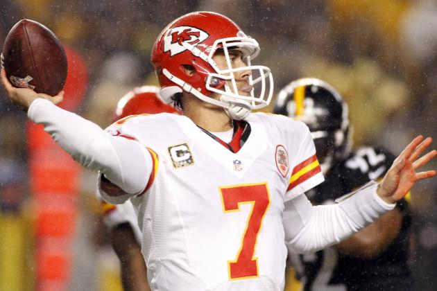 Matt Cassel Ready to Assist Christian Ponder