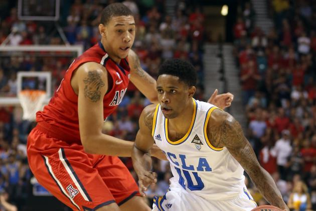 No. 21 UCLA 66, No. 18 Arizona 64