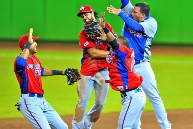 Puerto Rico vs USA: Score, Grades, Analysis for World Baseball Classic 2013 Game