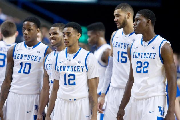 Kentucky Basketball: Freshman Stars Should Stay in School After SEC Tourney Loss