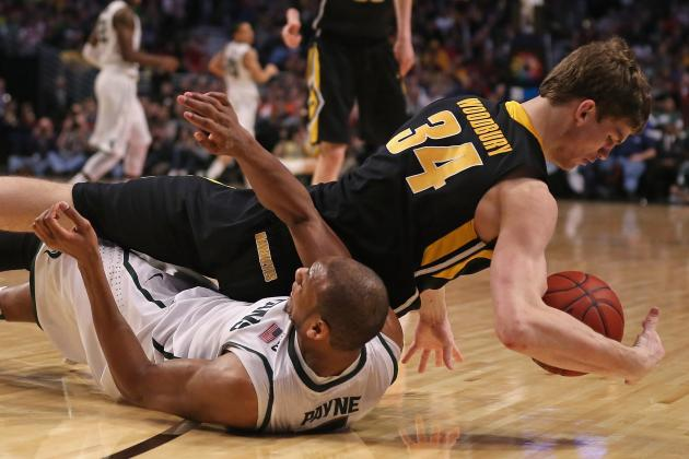 Rapid Reaction: Michigan State 59, Iowa 56