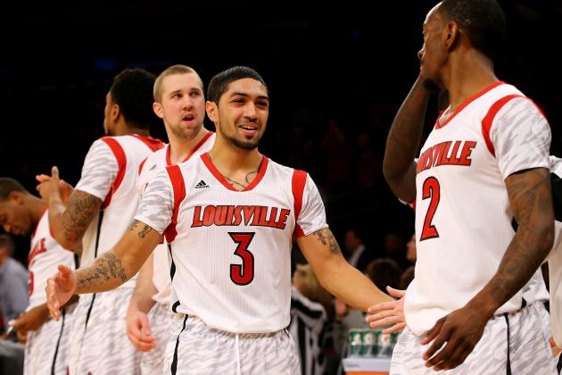 Louisville Tops Irish in Big East Semis Again