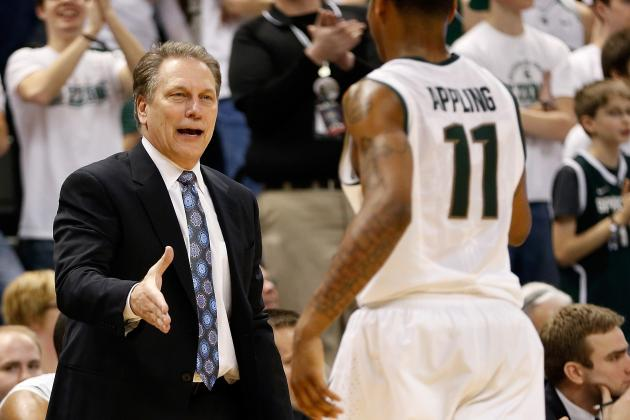 Michigan State Comes Back to Prevent Upset, Beat Iowa 59-56
