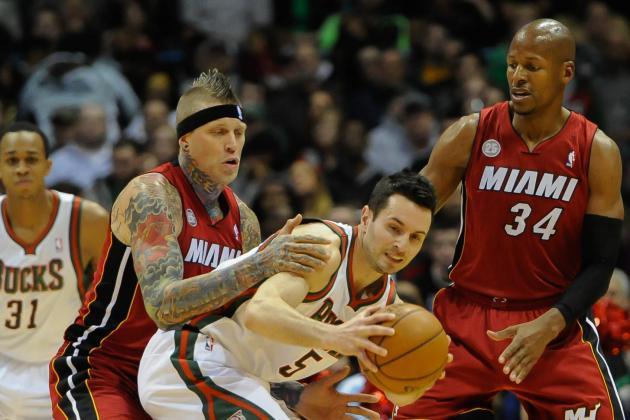 Heat 107, Bucks 94  - JSOnline