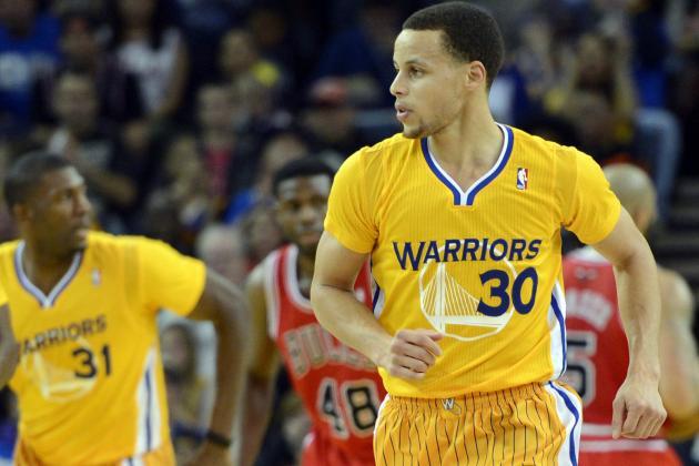 Game 67: Chicago 113, Warriors 95