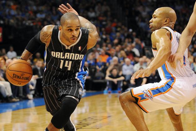 Thunder beat Magic 117-104 as comeback attempt falls short