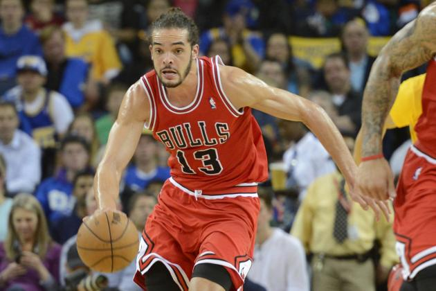 Bulls Turn the Tables, Trounce Warriors to End Road Trip