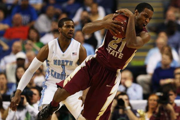 FSU's Conference Season Ends with 83-62 Loss to UNC
