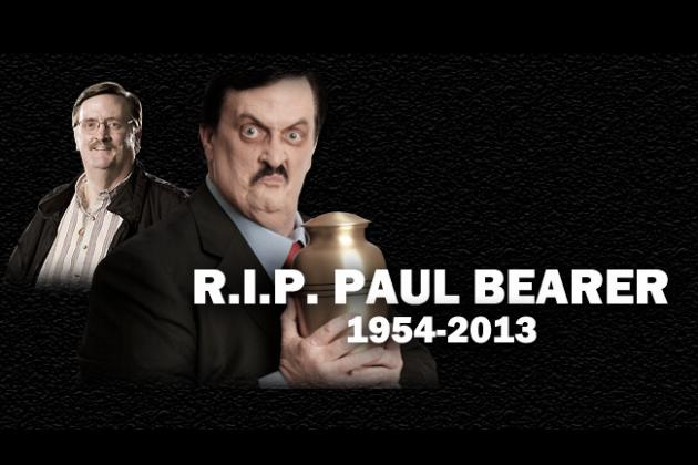 WWE News: Paul Bearer's Children Release Statement, Eulogy Posted Online