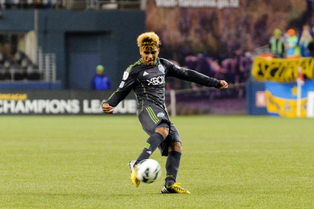 DeAndre Yedlin, US Youngsters Shine in CONCACAF Champions League Play