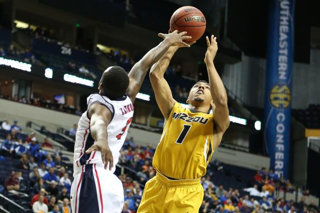 Mizzou Fades in Second Half of 64-62 Loss to Mississippi in SEC Tournament