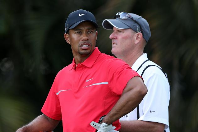 Tiger Woods Sends Message with Imperious Putting Display
