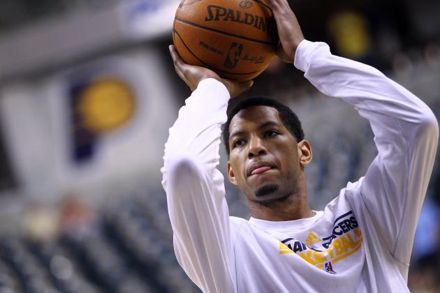 Indiana Pacers Season Won't Be Defined by Danny Granger's Return