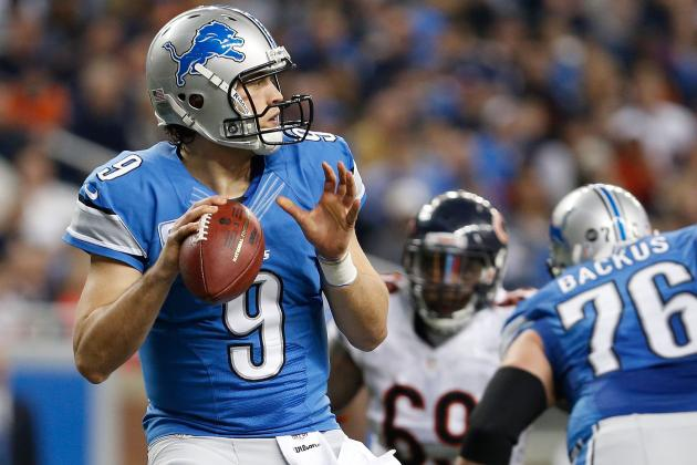 Matthew Stafford's Contract Doesn't Stall Lions' Signings
