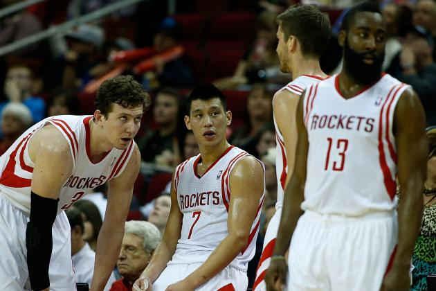 NBA: Houston Rockets Are the Sleeper Team of the West and Will Shock Many