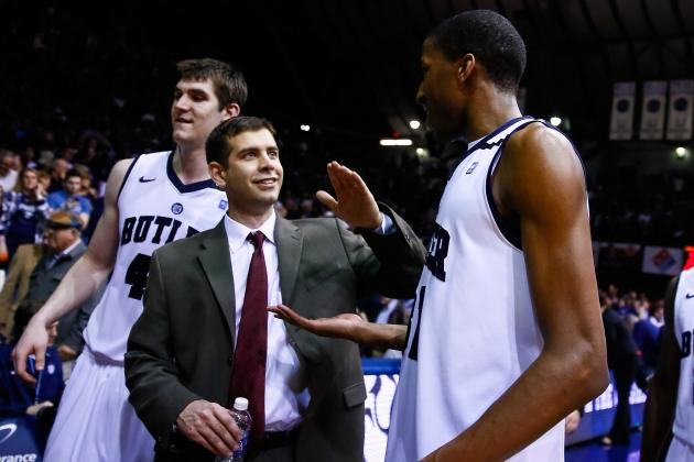 Butler Will Try to Fill Bill vs. Billikens