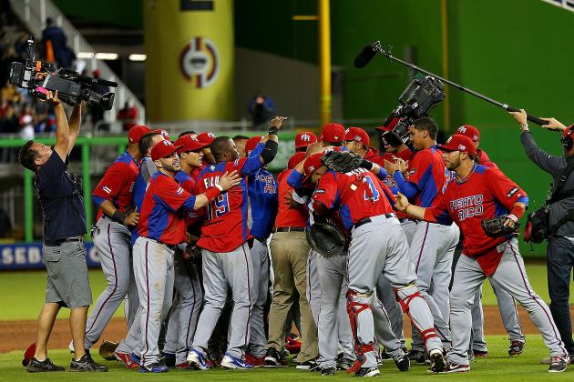 Puerto Rico vs. Dominican Republic: World Baseball Classic Live Score, Analysis