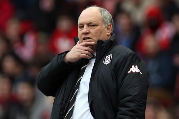 Fulham Boss Martin Jol: We're Not Safe Yet