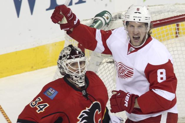 NHL Realignment: Detroit Red Wings, NBC, League Clear Winners
