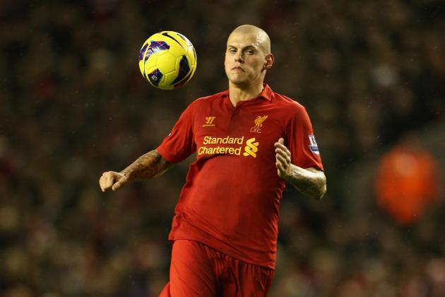 Martin Skrtel and Joe Allen Starting Today vs. Southampton
