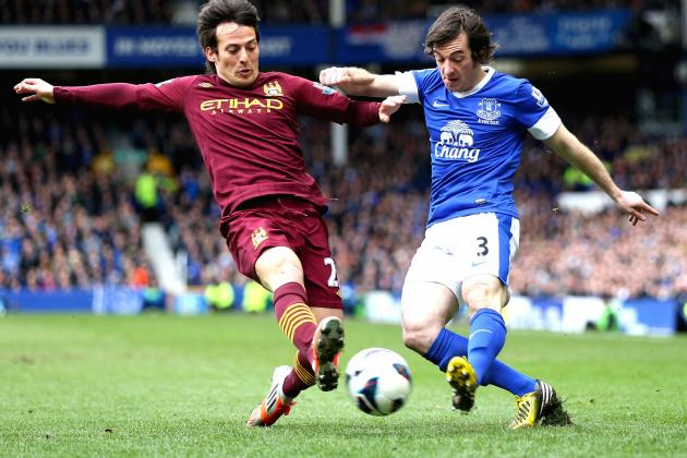 Everton Downs Man City at Goodison