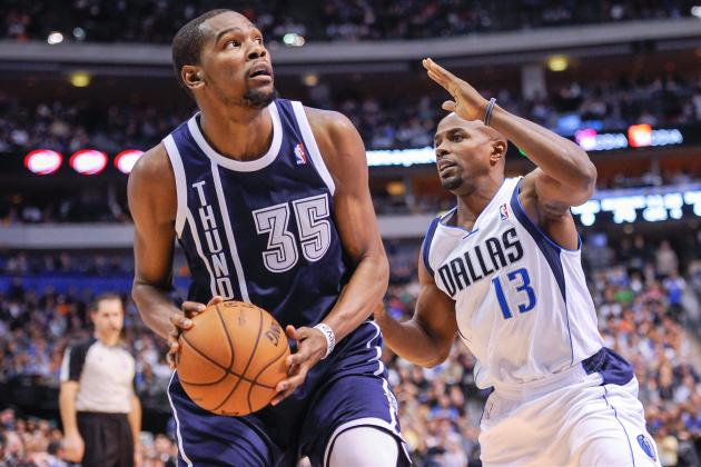Oklahoma City Thunder vs. Dallas Mavericks: Preview, Analysis and Predictions