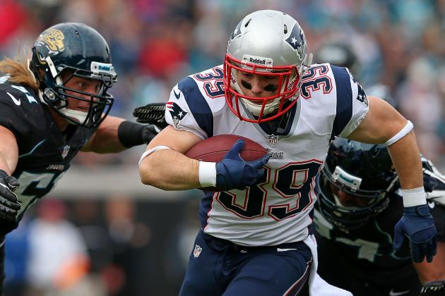 Chargers Sign Danny Woodhead to Deal