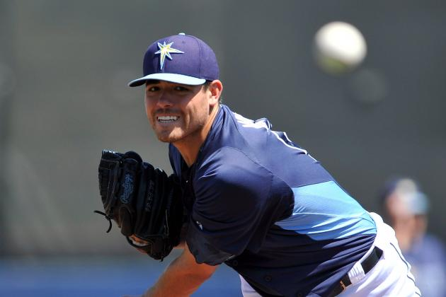 Rays' Moore Improves in Latest Outing