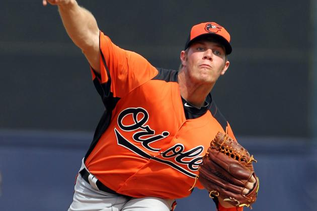 Orioles Option Top Pitching Prospect Dylan Bundy to Double-a Bowie