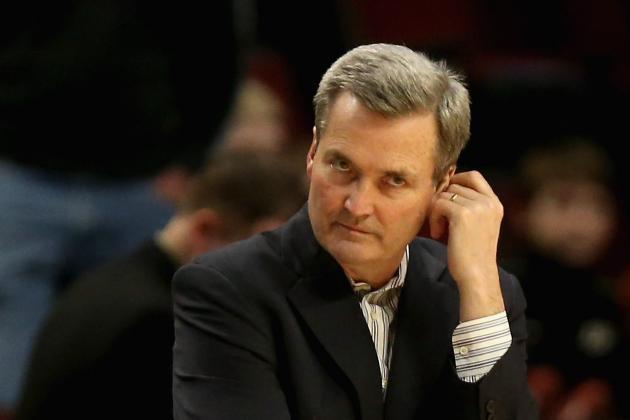 Report: Wildcats Fire Head Coach Bill Carmody After 13 Seasons