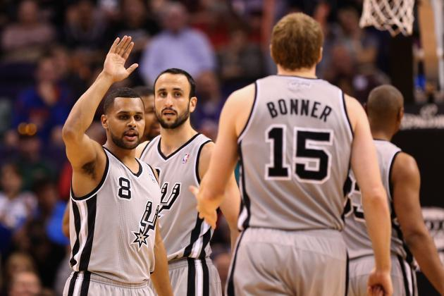 Miss the NBA Playoffs Two Years in a Row? Not the Spurs!