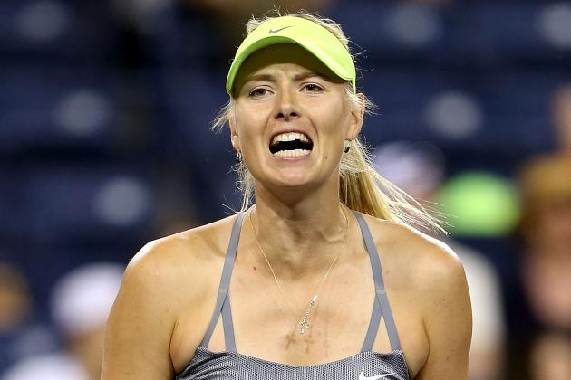 Maria Sharapova Captures the Battle of Marias (Kirilenko)