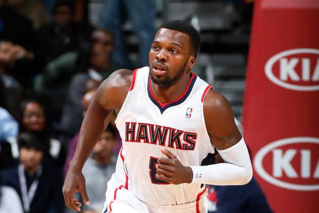 Hawks Re-Sign Shelvin Mack