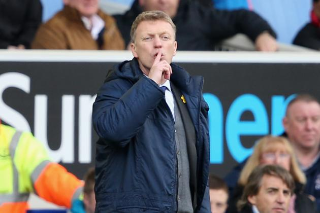 David Moyes Said Everton Were 'Top Notch' in Beating Manchester City 2-0